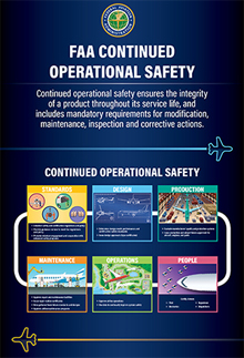 FAA Continued Operational Safety