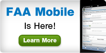 FAA Mobile is Here!