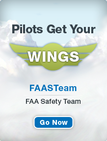 Pilots get your WINGS