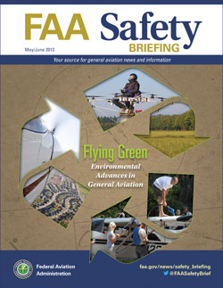 FAA Safety Briefing, May/June 2013