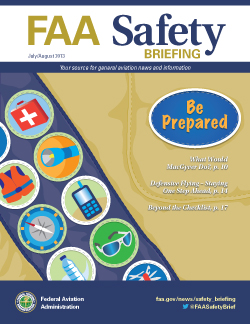 FAA Safety Briefing, July/August 2013