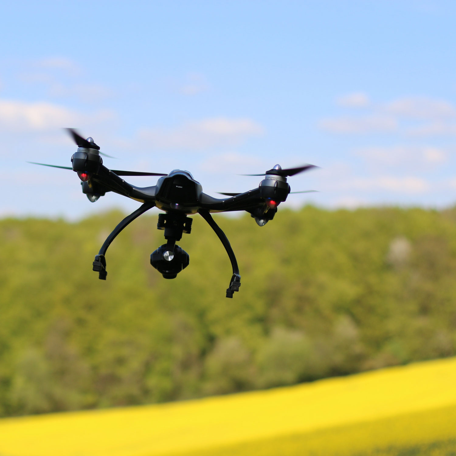 Drone Debrief: Data-based Decision Making