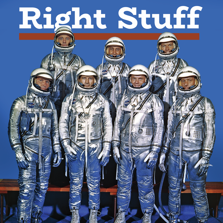 Right Stuff – Wrong Place, Wrong Time: Fortune and Misfortune in Surface Safety
