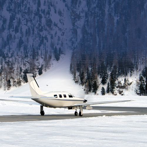 The Cost of Frost on Runways: A Look at Heated Pavement Technology