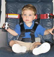 FAA Approved Child Harness Device CARES