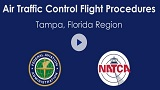Air Traffic Control Flight Procedures Tampa Florida Region