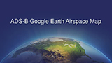 ADS-B Coverage Map – Google Earth Plug-in