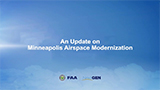 An Update on Minneapolis Airspace Modernization