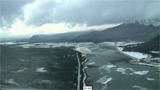 NextGen Flight into Juneau, courtesy of Alaska Airlines