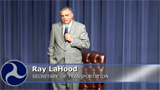 Secretary LaHood Town Hall @ Mike Monroney Aeronautical Center Highlights