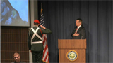 MMAC Veterans Day Ceremony 2011