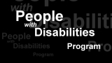 People With Disabilities Program -PWD
