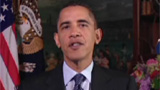 President Obama's CFC Message