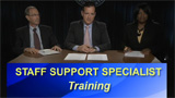Staff Support Specialists Training