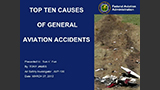 Top 10 Causes of GA Accidents