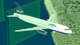 JetBlue graphics and video